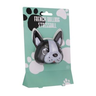 French Bulldog Foam Stress Ball