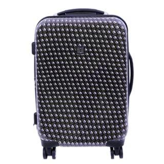 FUL Metal Chain Swirl Hardside Spinner Luggage