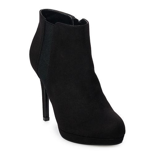 ed1dde436e84 Apt. 9® Biennial Women s High Heel Ankle Boots
