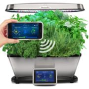 AeroGarden Bounty Elite Wi-Fi with Gourmet Herb Seed Pod Kit