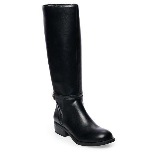 Apt. 9® Stopwatch Women's Riding Boots