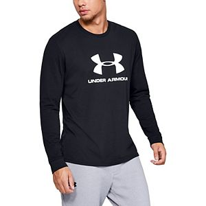 Men's Under Armour Sportstyle Logo Tee