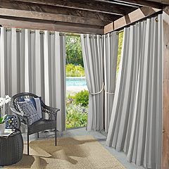Outdoor Curtains Drapes Kohl S