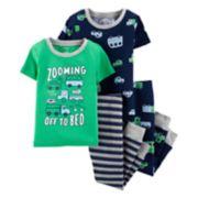 Toddler Boy Carter's Trucks & Cars Tops & Bottoms Pajama Set