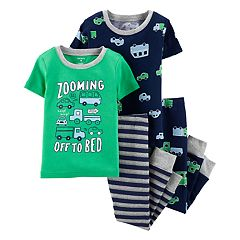 Toddler Boy Carter's Trucks & Cars Tops & Bottoms Pajama Set