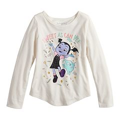 Girls 4-10 Jumping Beans® Vampirina Graphic Tee