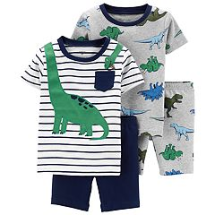 6e7b815771b3f Toddler Boy Carter's Dinosaur Tops & Bottoms Pajama Set