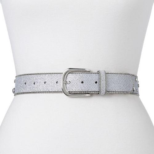 Women's SONOMA Goods for Life™ Glitter Belt