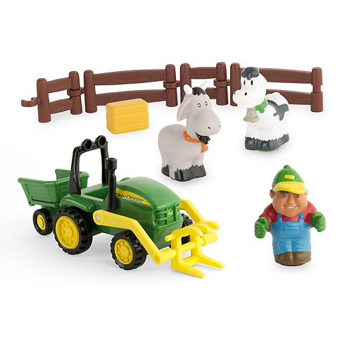 John Deere Load Up Playset