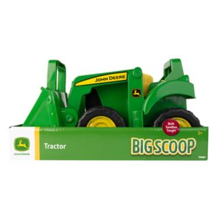 John Deere Big Scoop Tractor