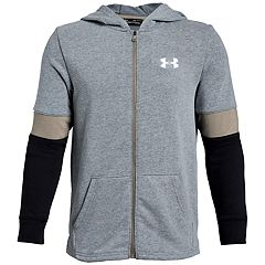 efad475ff02e Boys 8-20 Under Armour Rival Full-Zip Hoodie