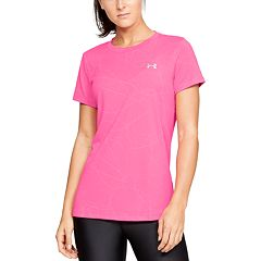 Women's Under Armour Tech Defense Jacquard Short Sleeve Tee