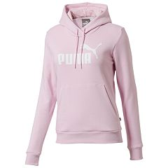 Women's PUMA Essential Logo Graphic Hoodie