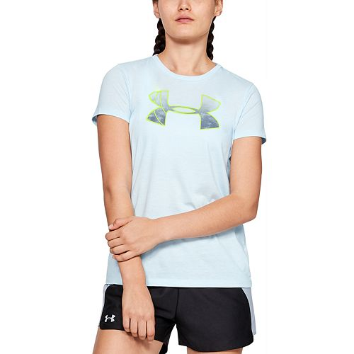 Women's Under Armour Logo Classic Tee