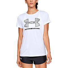 b5cf8ddc9 Women's Under Armour Tech Short Sleeve Graphic Tee