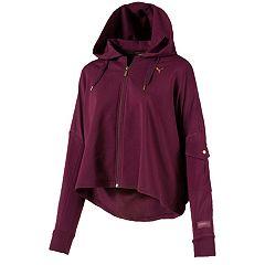 Women's PUMA Fusion Full Zip Hoodie