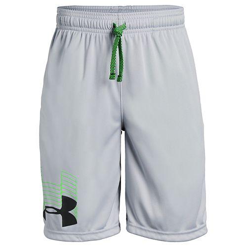 Boys 8-20 Under Armour Logo Prototype Shorts