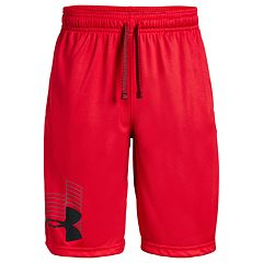 7af33d5834c Boys 8-20 Under Armour Logo Shorts
