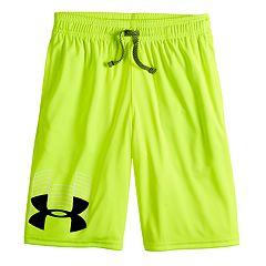 Boys 8-20 Under Armour Logo Shorts
