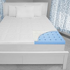 SensorPEDIC Luxury Extraordinaire 3-inch Memory Foam California King Mattress Topper