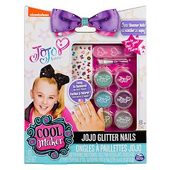 Cool Maker JoJo Siwa Glitter Nails Glitter Manicure Kit