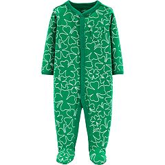 Baby Carter's Shamrock Sleep & Play