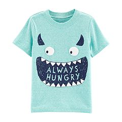 Toddler Boy Carter's 'Always Hungry' Monster Graphic Tee
