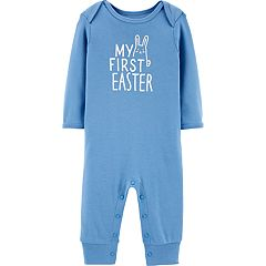 Baby Boy Carter s  My First Easter  Coverall 95804c3afb35