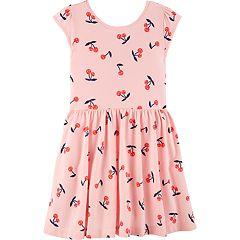 Toddler Girl Carter's Cherries Dress