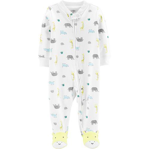 Baby Carter's Giraffe & Elephant Sleep & Play