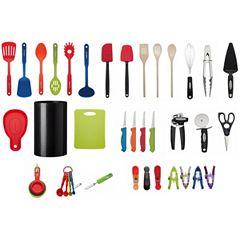 Farberware Professional 40-piece Tool & Gadget Set