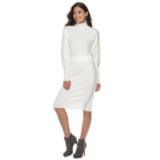 Women's Jennifer Lopez Lurex Pencil Skirt