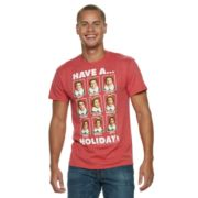 "Men's Elf ""Have a … Holiday"" Tee"