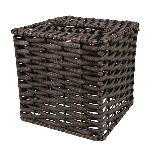 SONOMA Goods for Life™ Wicker Tissue Box