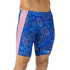 Men's Dolfin Uglies Slim-Fit Jammer Swim Trunks
