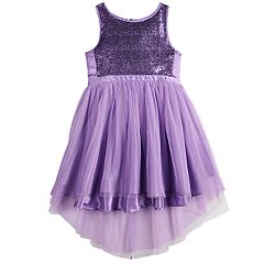 Girls 7-16 Disney's D-Signed The Nutcracker and the Four Realms Sequin & Layered Tulle Dress