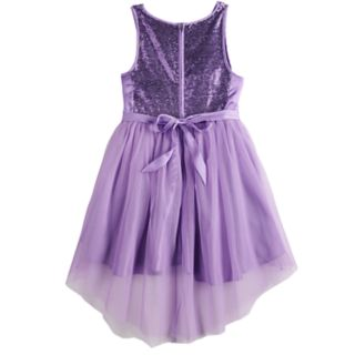 Girls 7-16 Disney?s D-Signed The Nutcracker and the Four Realms Sequin & Layered Tulle Dress