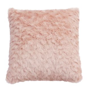 THRO by Marlo Lorenz Corey Faux Fur Throw Pillow