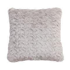 THRO by Marlo Lorenz Corey Faux Fur Throw Pillow