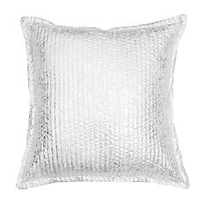 THRO by Marlo Lorenz Gladis Crackle Foil Printed Oversized Throw Pillow
