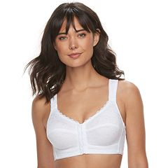 Women's Lunaire Front Close Wire Free Posture Bra 1628L