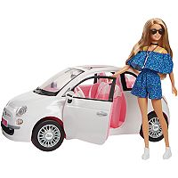 Deals on Mattel Barbie Fiat Set