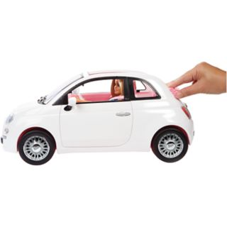 Mattel Barbie Fiat Set