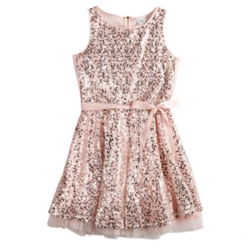 Girls 7-16 Disney D-Signed The Nutcracker and the Four Realms Sequin Dress