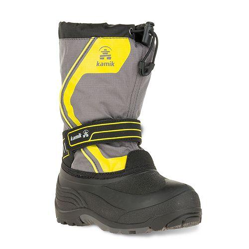 Kamik Snowcoast3 Boys  Waterproof Winter Boots 7037357d59e0