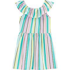Toddler Girl Carter's Striped Dress