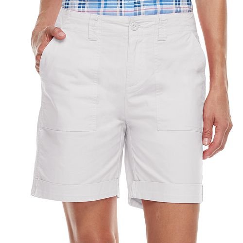 Women's Caribbean Joe Convertible Cuffed Shorts