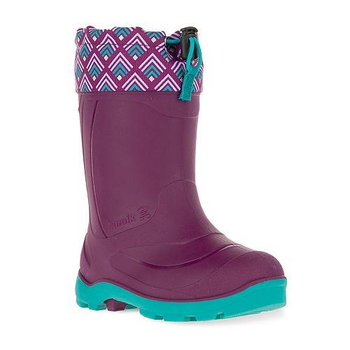 Kamik Snowbuster 2 Kids' Waterproof Winter Boots