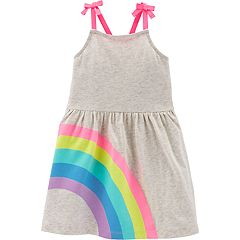 Toddler Girl Carter's Rainbow Dress