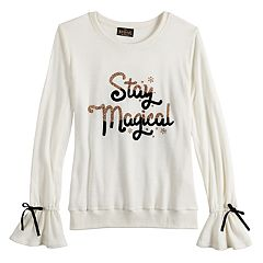Girls 7-16 Disney D-Signed Stay Magical Top